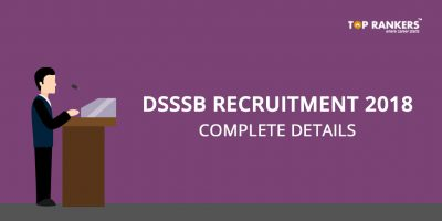 DSSSB Recruitment 2018 | Apply for 4366 Primary Teacher posts!