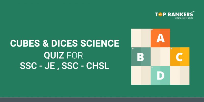 Cubes and Dices Science Quiz Questions