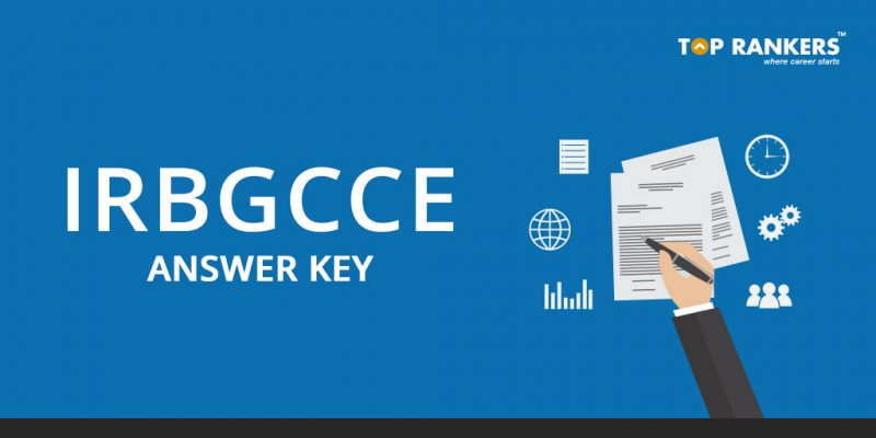 IRBGCCE Answer Key