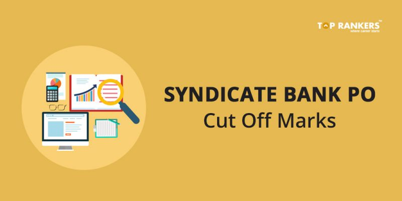 Syndicate Bank PO Cut Off Marks