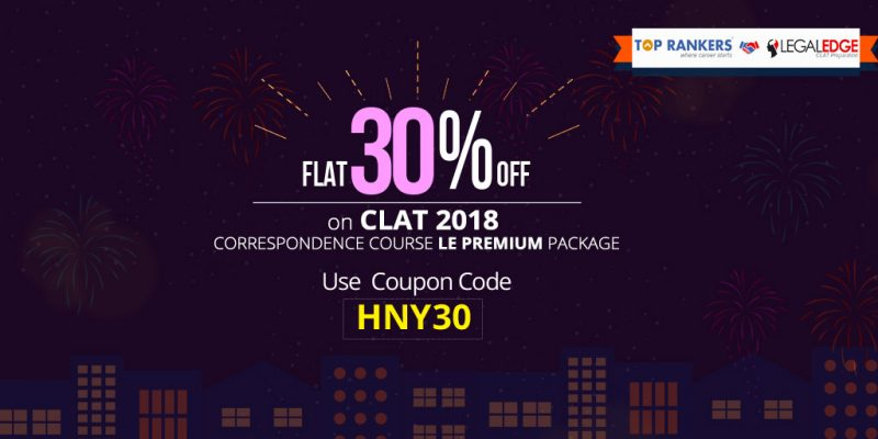 CLAT New Year Offer
