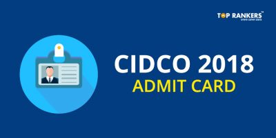CIDCO Admit Card 2018 – Download Hall Ticket