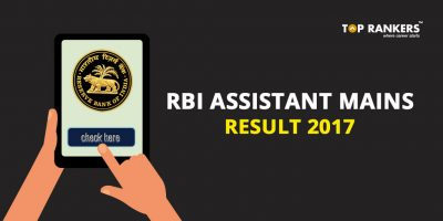 RBI Assistant Mains Result 2017 – Check Main Examination Result Now