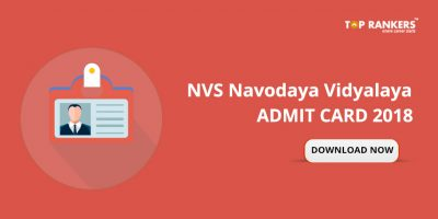 NVS Exam Dates for Multiple Posts Out Now