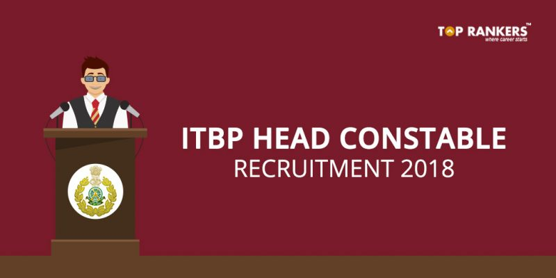 ITBP Head Constable Recruitment 2018