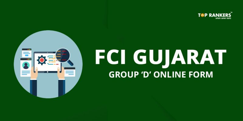 FCI Gujarat Group D Online Form