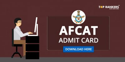 AFCAT Admit Card 2018 for AFSB – Download Now!