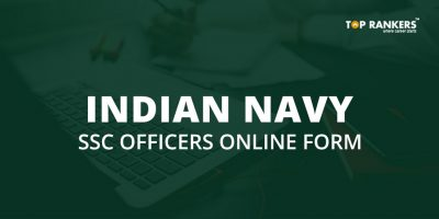 Indian Navy SSC Officers Online Form 2018