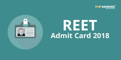REET Admit Card 2018 – Download BSER Rajsthan 3rd Grade Teacher's Call Letter Here