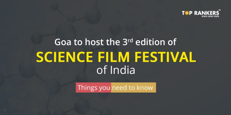 Goa to host the third edition of Science Film Festival of India