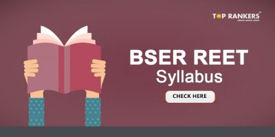 REET Syllabus 2018 for Level 1 & 2 – Download PDF