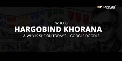Who is Hargobind Khorana & Why is he on Today's Google Doodle?