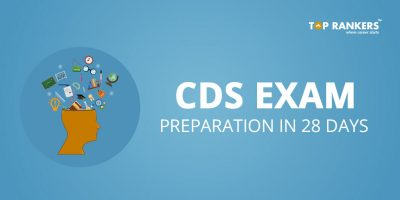 CDS Exam Preparation In 28 Days