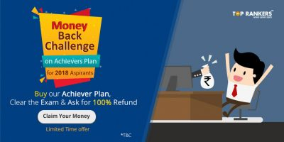 Money Back Challenge on Toprankers Achievers Plan