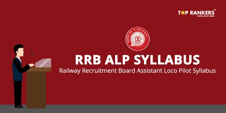RRB ALP Syllabus for Stage 2 and RRB ALP Exam Pattern | Get PDF