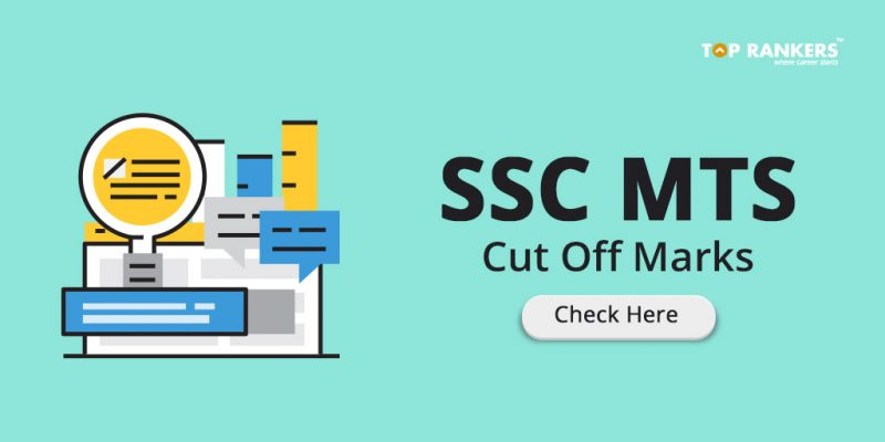 SSC MTS Cut off