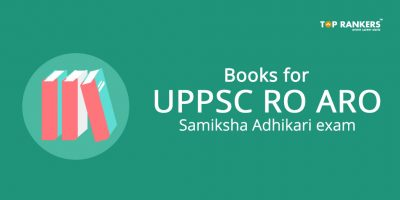 Books for UPPSC RO ARO Samiksha Adhikari exam
