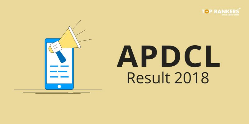 APDCL Result 2017