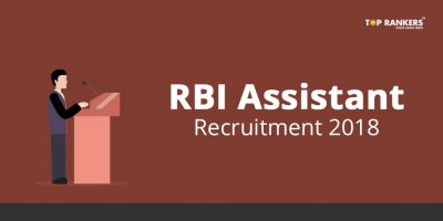 RBI Assistant Recruitment 2018 for PwD Candidates – Apply for 27 Vacancies