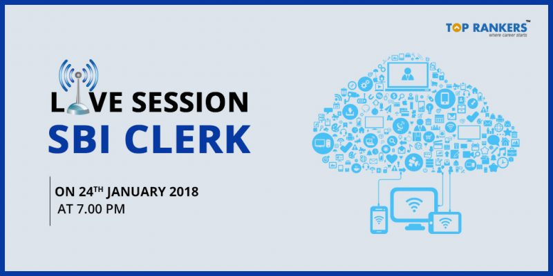 SBI Clerk Live Session – Guide to taking our SBI Clerk Live session on Youtube