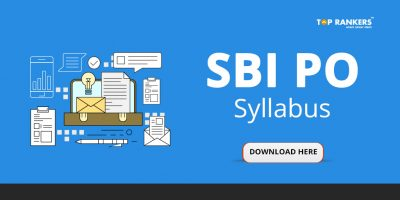 Detailed SBI PO Syllabus for Mains 2018