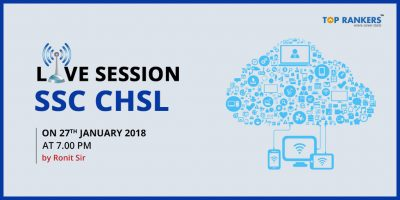 SSC CHSL Live Session