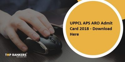 UPPCL APS ARO Admit Card 2018 – Download Call Letter here