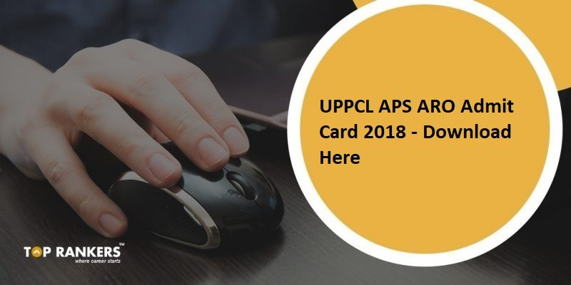 UPPCL APS ARO Admit Card