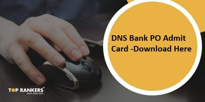 DNS Bank PO Admit Card 2018 – Download Call Letter Here