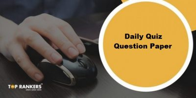 Quiz Questions with Answers (Quantitative Aptitude & Reasoning Ability)