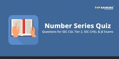 Number Series Quiz Questions for SSC CGL Tier 2, SSC CHSL & JE Exams