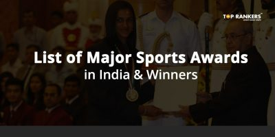 List of Major Sports Awards in India & Winners