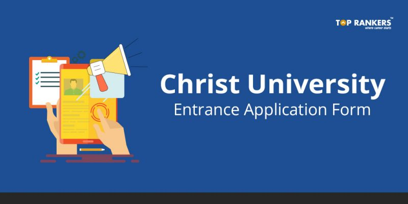 Christ University undergraduate application form