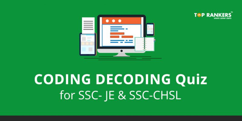 Coding Decoding Quiz for SSC