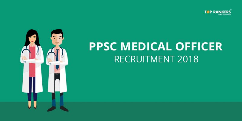 PPSC Medical Officer Recruitment
