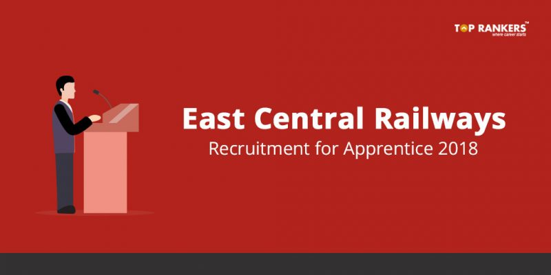 East Central Railways Apprentice Recruitment
