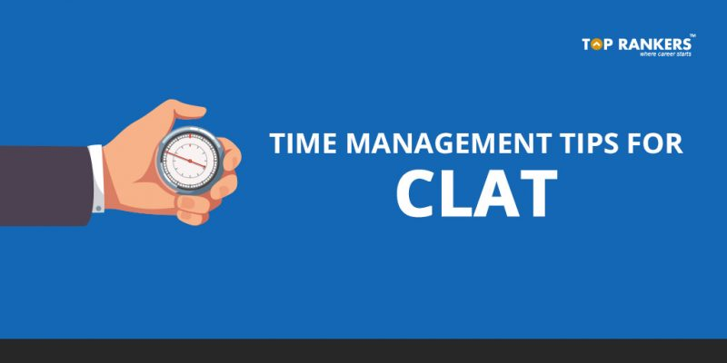 Time Management Tips for CLAT