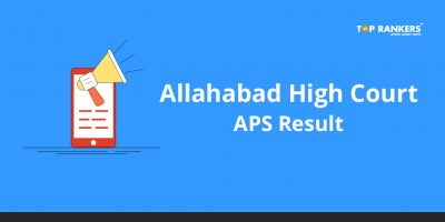 Allahabad High Court APS Resultfor Stage 2