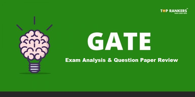 GATE ME Paper exam Analysis 2018
