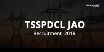 TSSPDCL JAO Recruitment 2018 – 114 TSSPDCL JAO Jobs