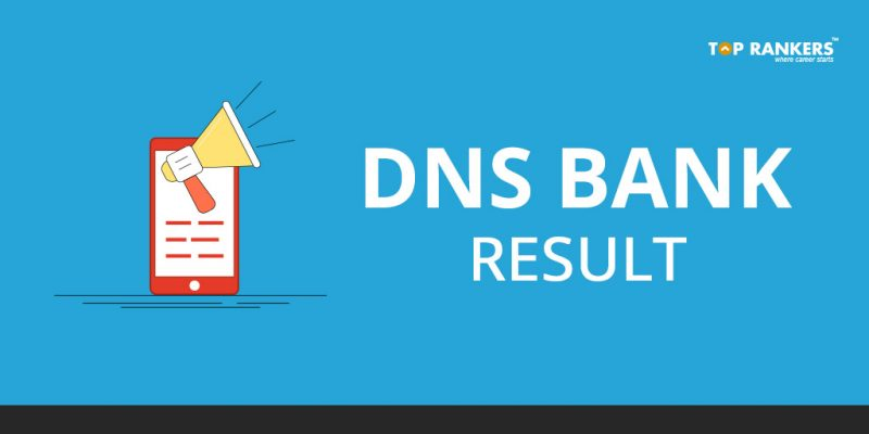 DNS Bank Result 2018