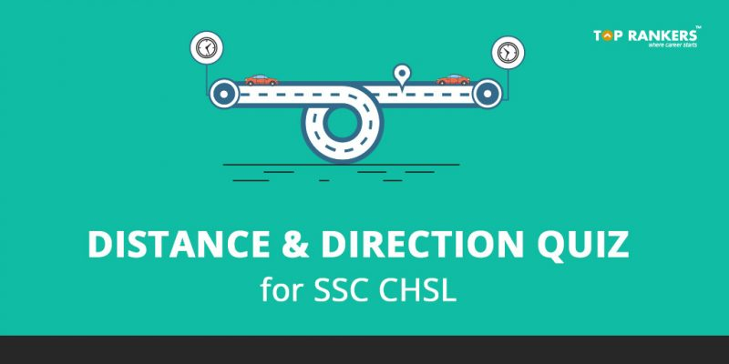 Distance and Direction Quiz for SSC CHSL