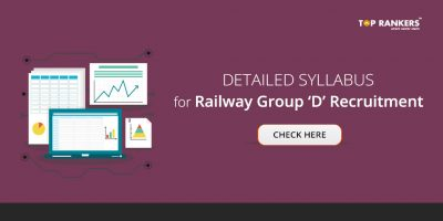 RRB Railway Group D Syllabus 2018 – Download Free RRB Group D Syllabus PDF