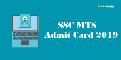SSC MTS Admit Card 2019 | Download MTS Hall Ticket