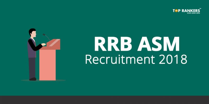 RRB ASM Notification