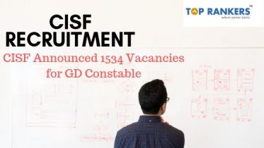 CISF Recruitment Notification 2019