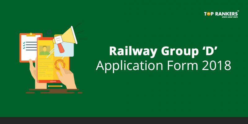 Railway Group D Application form 2018