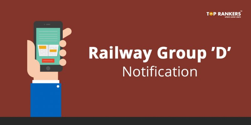 Railway Group D Notification 2018 | RRB Group D Recruitment Details