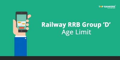 Railway RRB Group D Age Limit