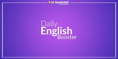 Daily English Booster Quiz, Improve your English!